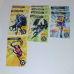Legends of Batman Kenner Collection of Trading cards from Sugar Puffs 1994